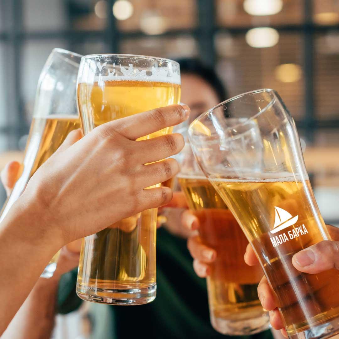 Достава точеног крафт пива Српска кућа пива